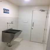 Washroom eye hospital